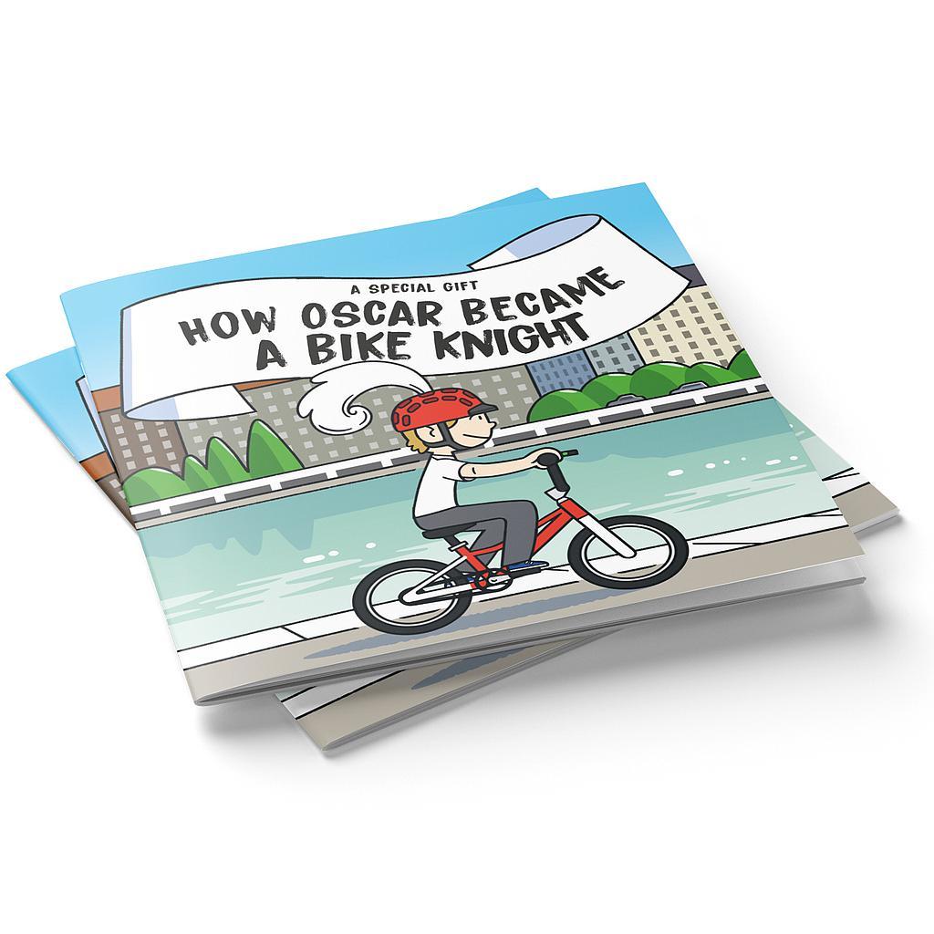 woom EIN BESONDERES GESCHENK Kinderbuch