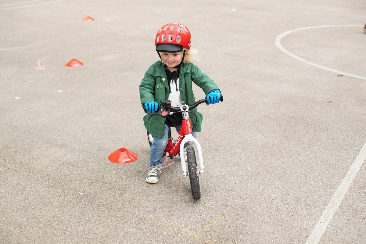 Besseres Fahrkönnen für mehr Spaß und Sicherheit am Rad