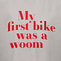 MY FIRST BIKE T-Shirt_02_detail