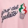 GIRO DEL GELATO T-Shirt pink