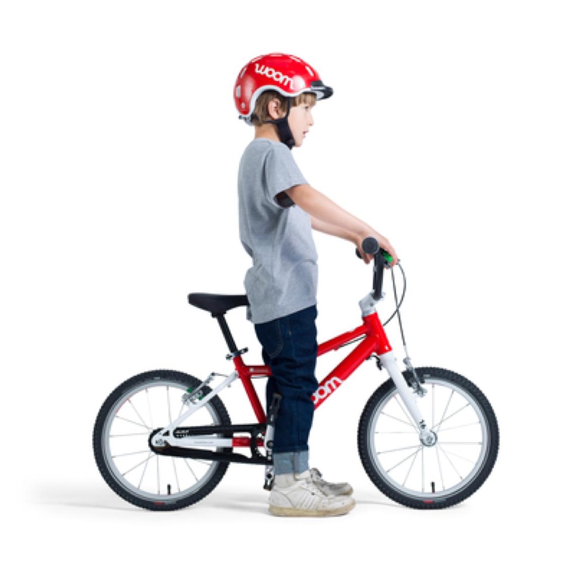 bike posture standing